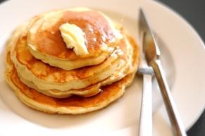 Easy Basic Pancake Recipe