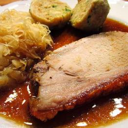 """ZOLLPACKHOF """"A TRADITIONAL GERMAN FOOD VENUE IN BERLIN"""""""