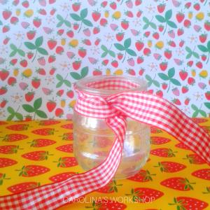 Cute Decorative Bow-tie Mason Jar (5)
